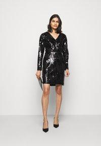 HUGO - KELIAS - Cocktail dress / Party dress - black - 1