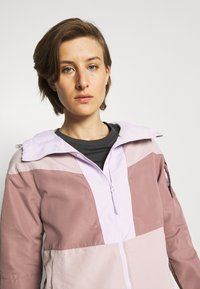Columbia - WALLOWA PARK™ LINED JACKET - Outdoor jacket - pale lilac/mauve vapor/mocha - 3