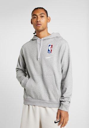 NBA HOODIE - Hoodie - dark grey heather