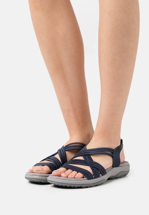 REGGAE SLIM FIT - Sandals - navy gore
