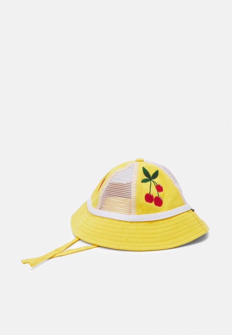Mini Rodini - SUN HAT UNISEX - Klobouk - yellow