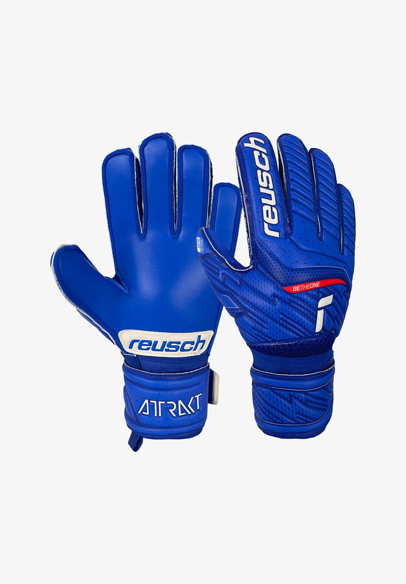 Reusch - Goalkeeping gloves - blau