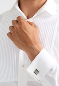 Seidensticker - Cufflinks - silberfarben - 0