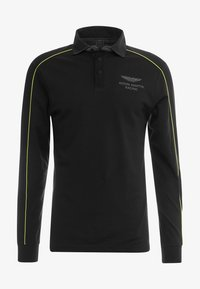 Hackett Aston Martin Racing - PIPED SEAM - Polo - black - 3