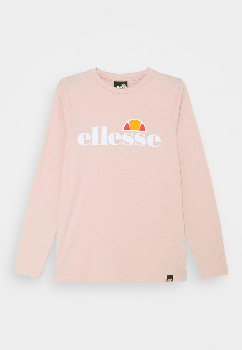 Ellesse - YANDIA UNISEX - Langærmede T-shirts - light pink