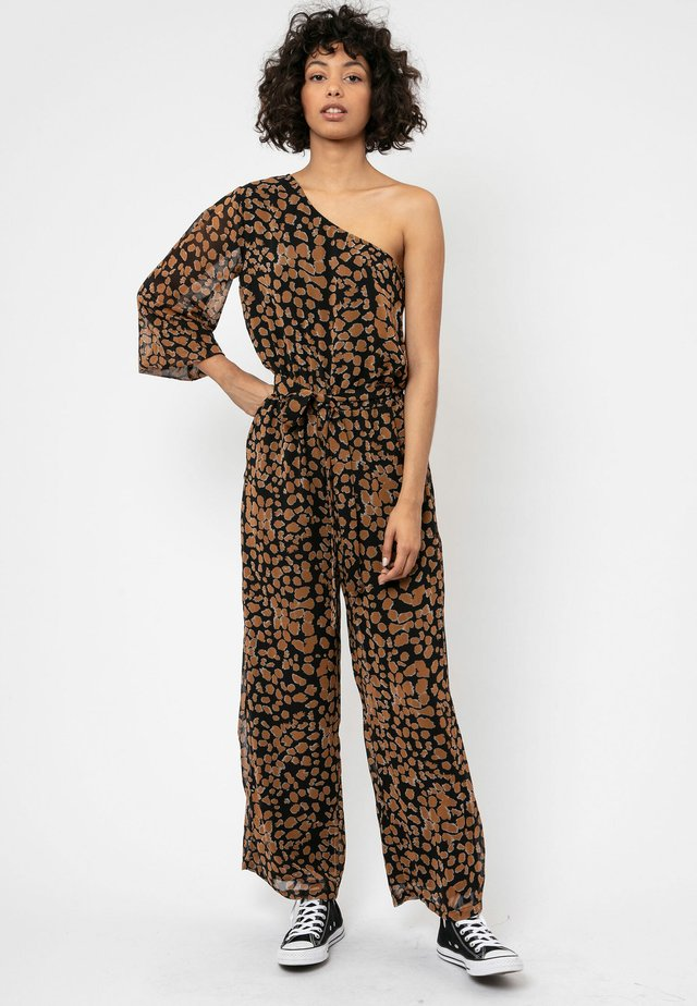 SILENCE  - Jumpsuit - brown