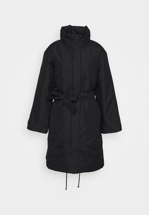 VIENNA PADDED COAT - Wintermantel - black