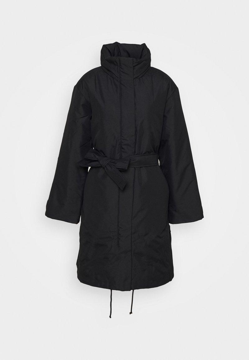 Filippa K - VIENNA PADDED COAT - Zimní kabát - black