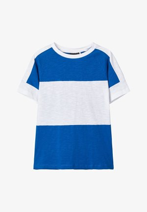 T-shirt print - classic blue