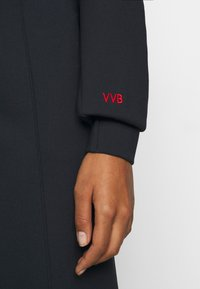 Victoria Victoria Beckham - V NECK - Bluza - dark navy - 4