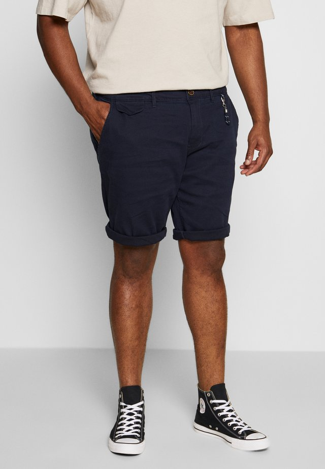 CHINO SHORT - Szorty - sky captain blue