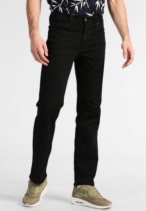 TRAMPER  - Straight leg jeans - midnight black