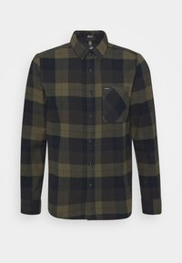 Volcom - CADEN PLAID - Shirt - army green - 4