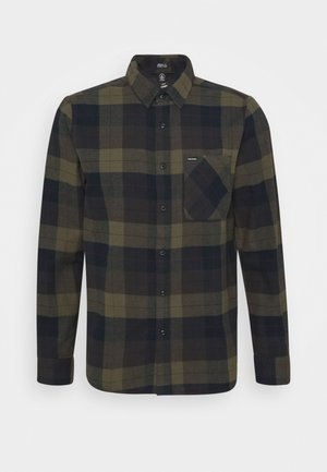 CADEN PLAID - Overhemd - army green