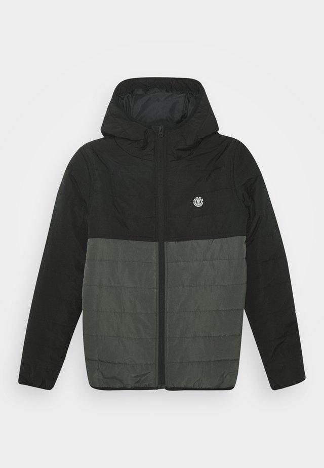 ALDER PUFF FUNDAMENT - Winter jacket - asphalt