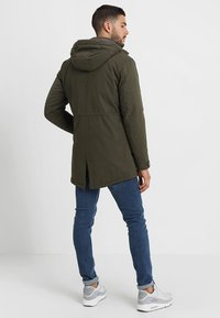 Only & Sons - ONSKLAUS - Parka - forest night - 2
