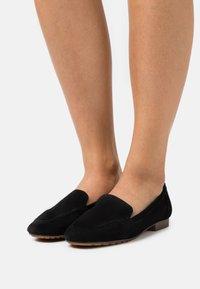 ALDO - PRELINDRA - Nazouvací boty - black - 0