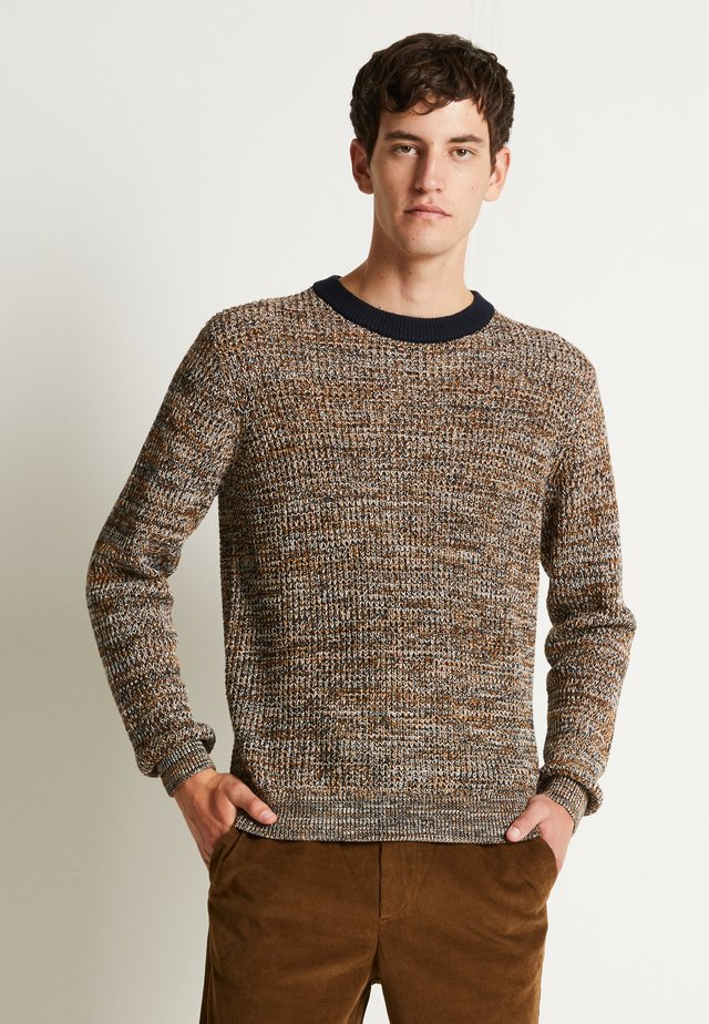 JORWOODS KNIT CREW NECK  - Maglione - rubber
