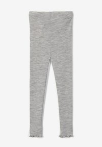 Name it - Leggings - Trousers - grey melange
