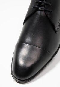 HUGO - APPEAL - Business sko - black - 5