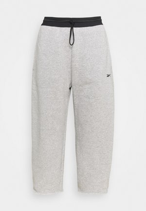 PANT - 3/4 sports trousers - grey