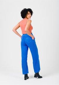Solai - Trousers - cobalt blue - 3