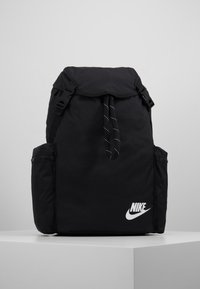 Nike Sportswear - HERITAGE UNISEX - Batoh - black/white - 0