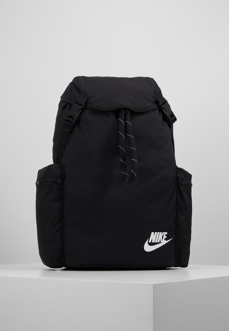 Nike Sportswear - HERITAGE UNISEX - Batoh - black/white