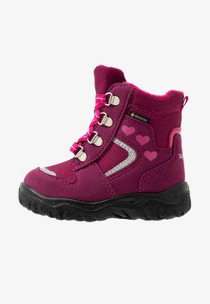 HUSKY - Dětské boty - rot/rosa
