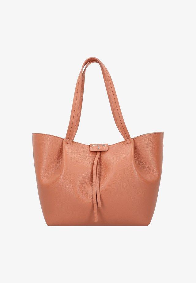 Handbag - tender beige