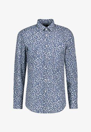 ISKO SLIM FIT  - Shirt - blau