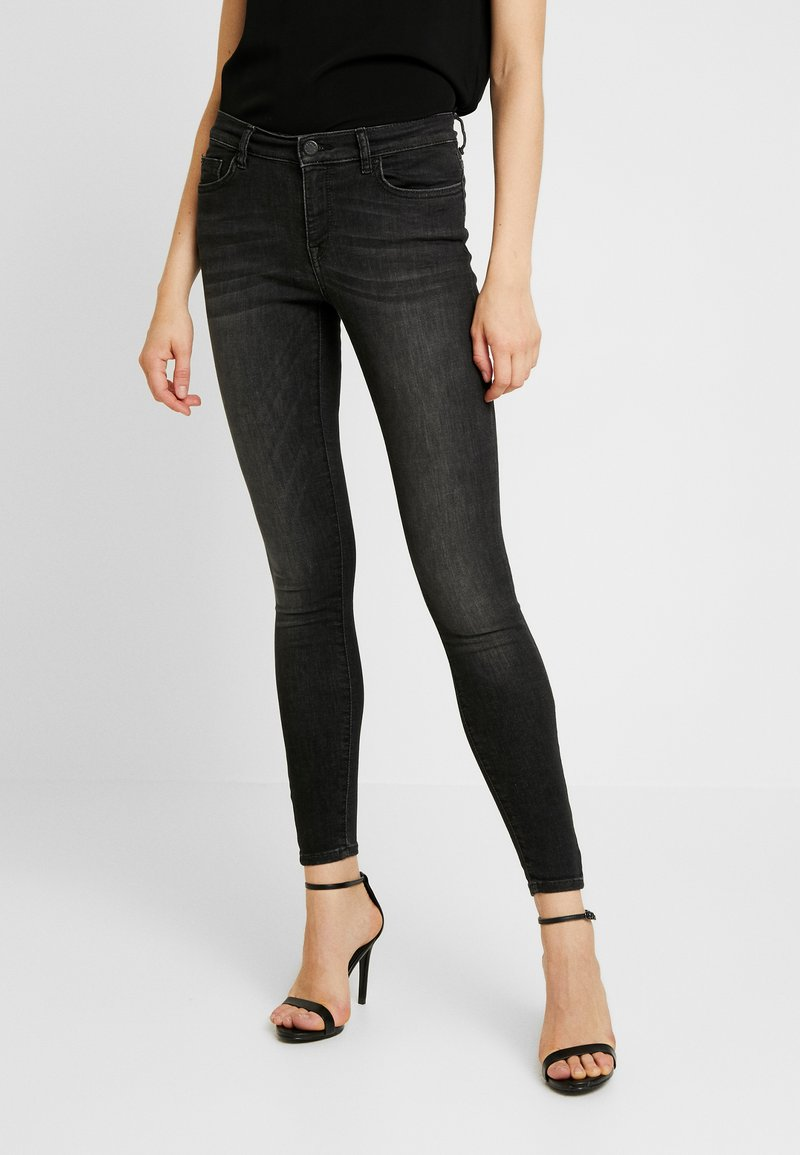 ONLY - ONLSHAPE DELUXE - Jeans Skinny Fit - black