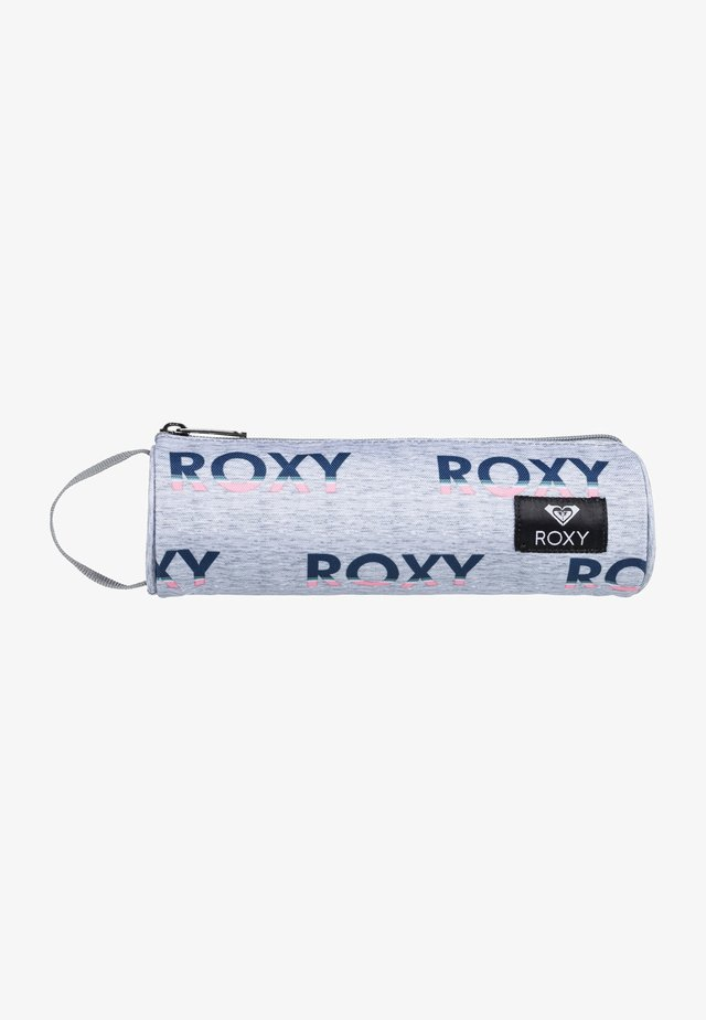 OFF THE WALL - Pencil case - heritage heather gradient lett