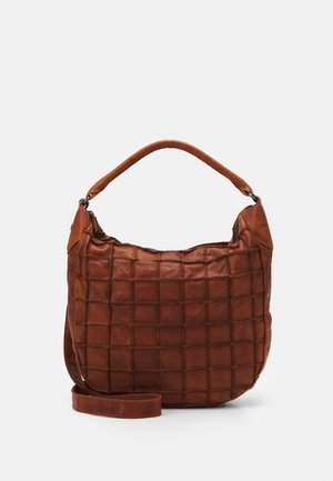 WAFFELTIER - Tote bag - cognac