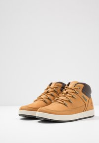 Timberland - DAVIS SQUARE - High-top trainers - wheat - 3