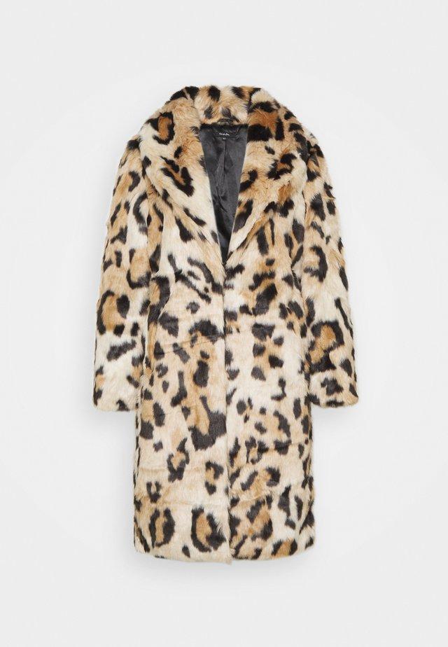 OVERSIZED COAT - Cappotto invernale - multi coloured