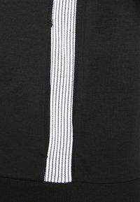 Michael Kors - KI HOODIE - Zip-up hoodie - black - 6