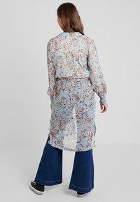 YAS - YASMILIVA KIMONO - Summer jacket - allure/miliva - 2