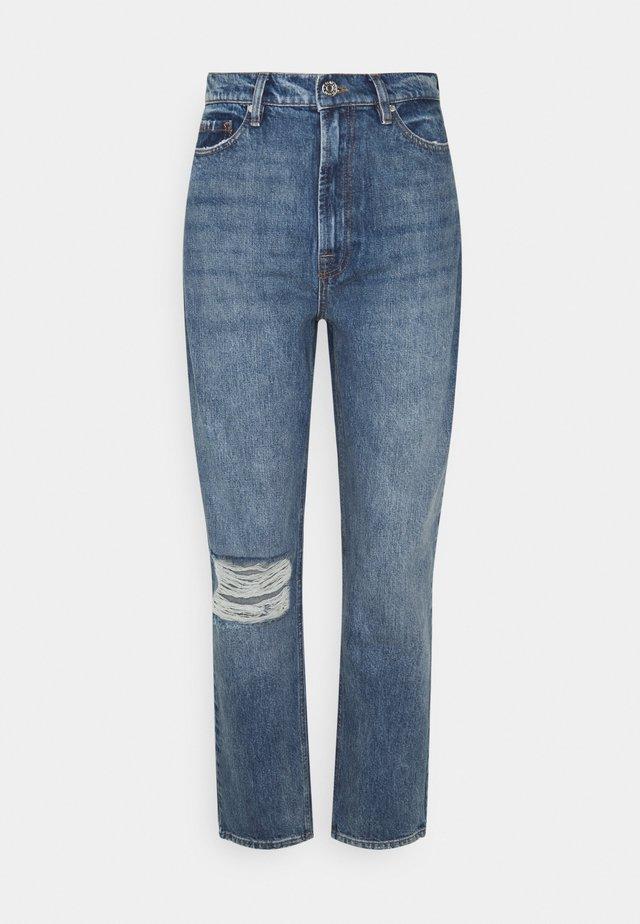 EWA WASH RODEO - Straight leg jeans - denim blue