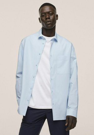 RELAXED FIT - Formal shirt - himmelblau