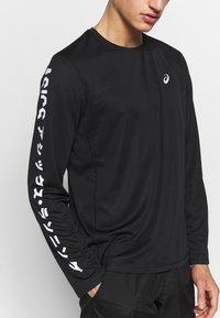 ASICS - KATAKANA - T-shirt de sport - performance black - 4