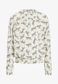 WE Fashion - MEISJES MET LUIPAARDDESSIN - Blouse - all-over print - 2