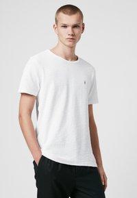 AllSaints - MUSE - Basic T-shirt - white - 3