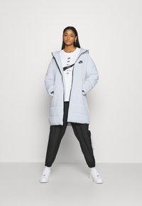 Nike Sportswear - CORE - Winter coat - white/black - 1