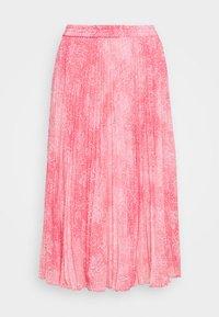 MICHAEL Michael Kors - PLEATED SKIRT - A-snit nederdel/ A-formede nederdele - geranium - 5