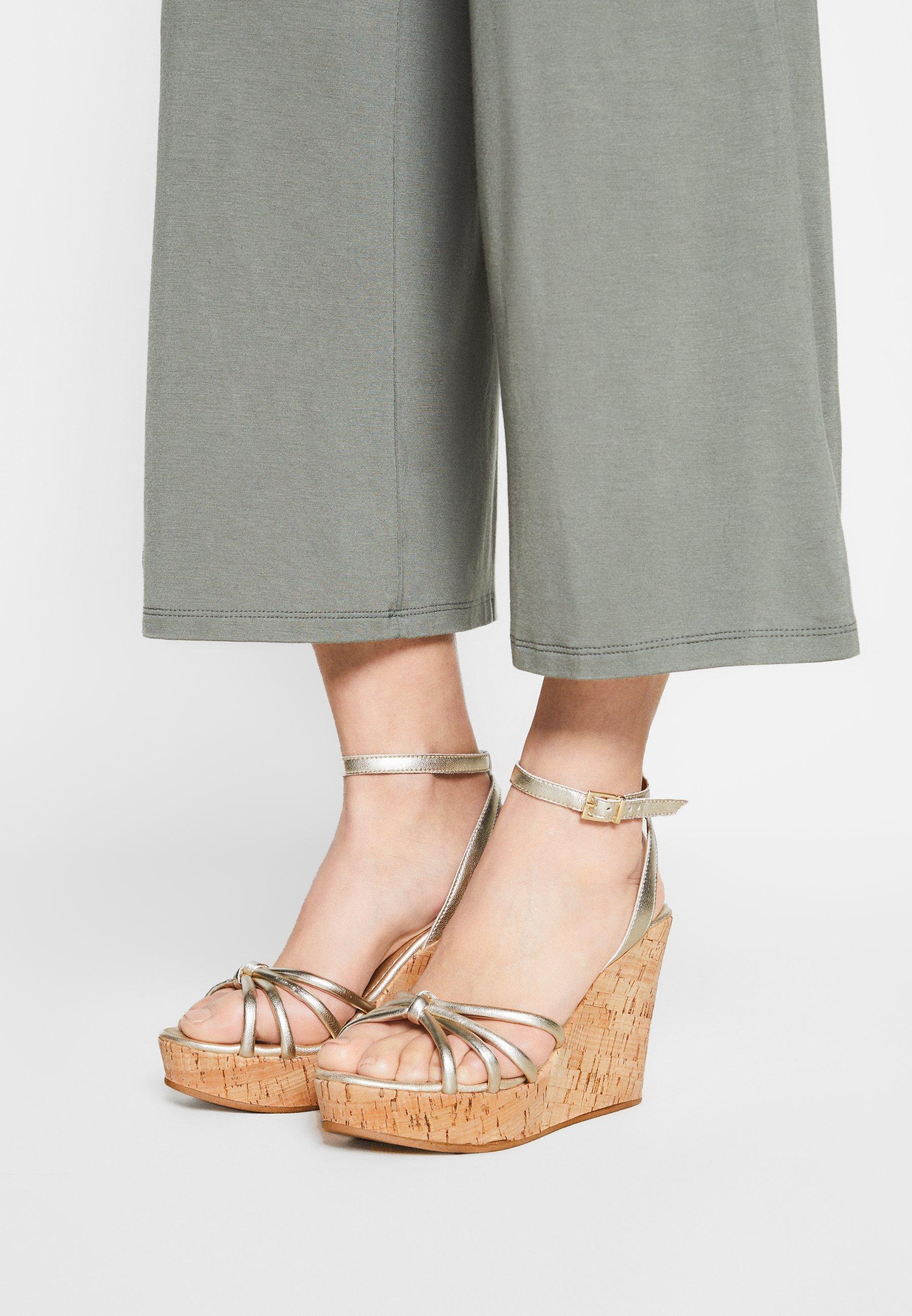 Women DELRITA - Wedge sandals