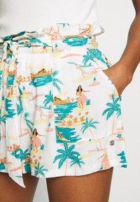 Roxy - Shorts - snow white honolulu - 4