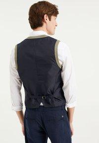 WE Fashion - Suit waistcoat - olive green - 2