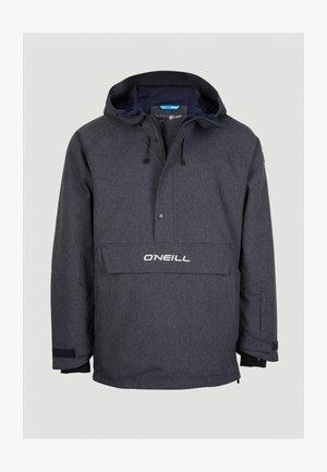ORIGINAL ANORAK - Snowboard jacket - ink blue -a