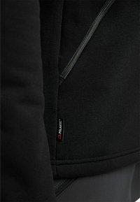 Haglöfs - BUNGY HOOD - Fleece jacket - true black - 5